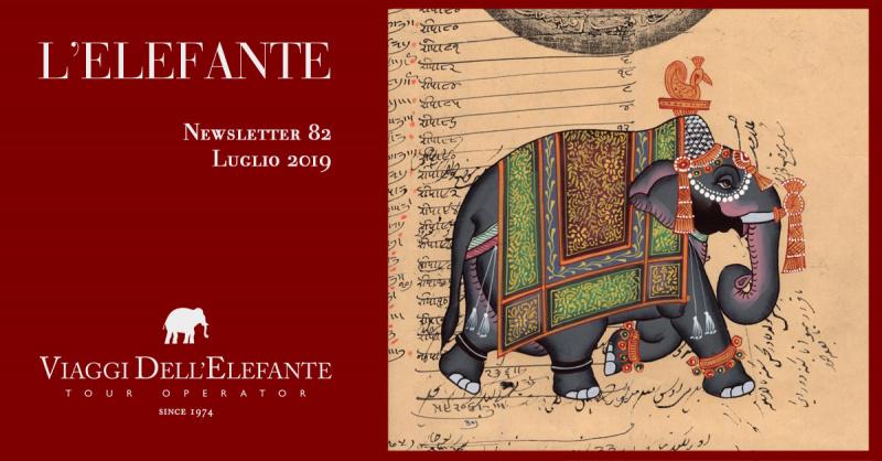 L'Elefante 82 Luglio 2019